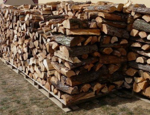 Livraison du bois de chauffage